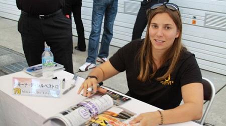 2013年にKVに移籍するシモーナ・デ・シルベストロ