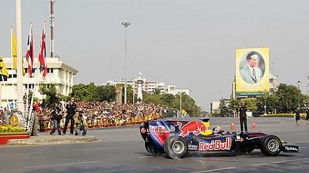 2014年からタイでF1開催