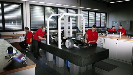 トヨタのF1ファクトリー