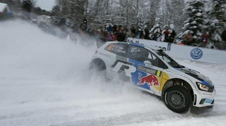 2013 WRC 第2戦 ラリー・スウェーデン 結果