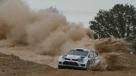 2013 WRC 第3戦 ラリー・メキシコ 結果