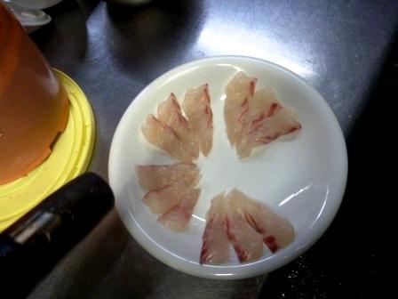 アスパラの冷製スープ 005