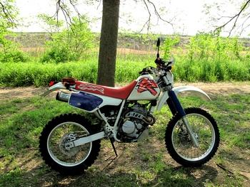 XR250R ME06  1