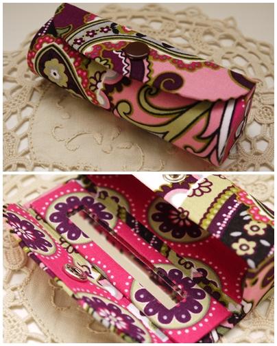 lip case(purple)