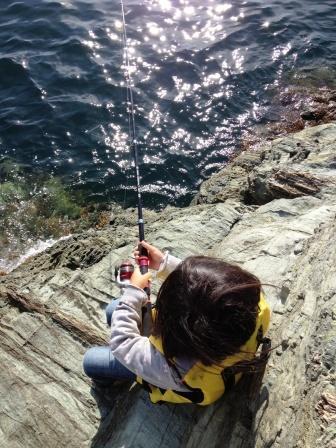20121104 釣り風景