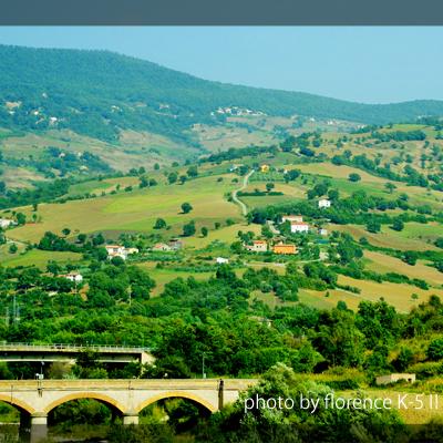 イタリア 風景 140901
