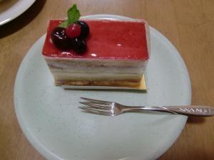 ニダベイユ ケーキ