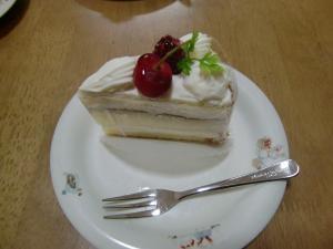ニダベイユ 季節のショートケーキ