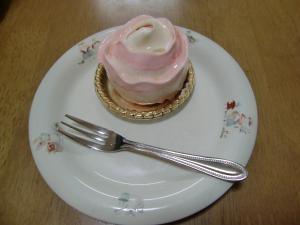 ニダベイユ チーズケーキ