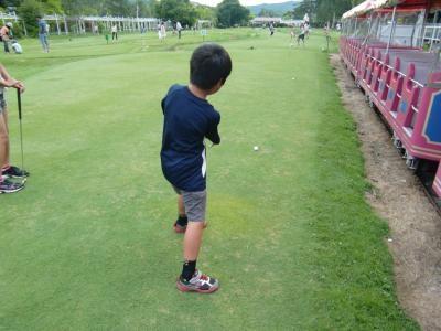 パターゴルフ 弟君