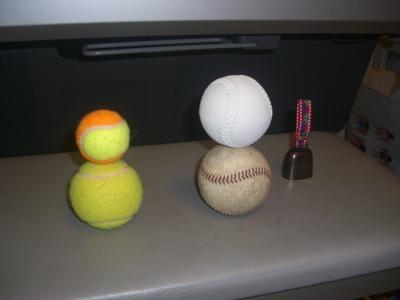 ボール積み
