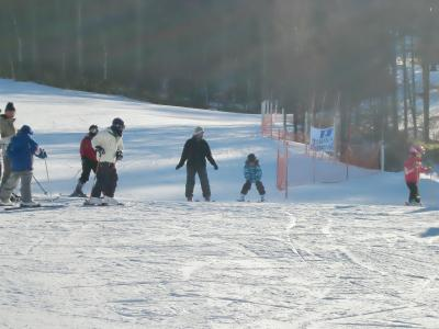 弟君スキー
