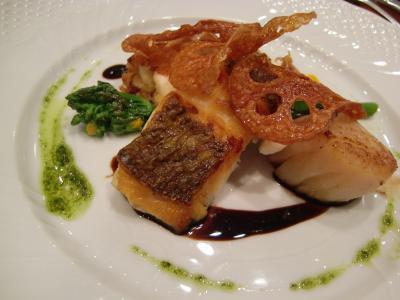魚(鯛・ほたて)