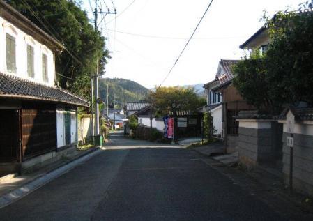 長崎街道 内野宿 356