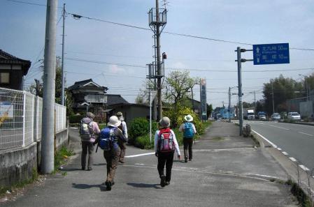 内野駅から小竹駅まで 105