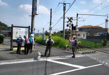 内野駅から小竹駅まで 119