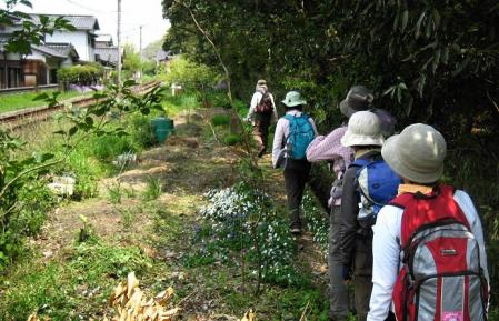 内野駅から小竹駅まで 155