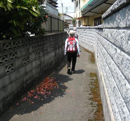 内野駅から小竹駅まで 160