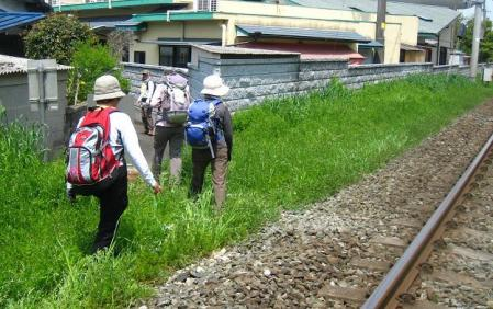 内野駅から小竹駅まで 159