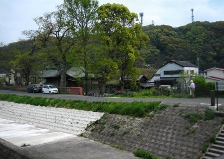 内野駅から小竹駅まで 170