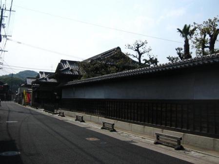 内野駅から小竹駅まで 270