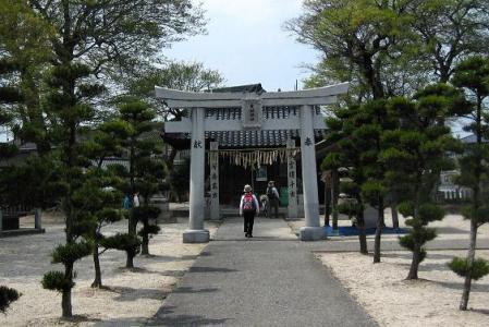 内野駅から小竹駅まで 198