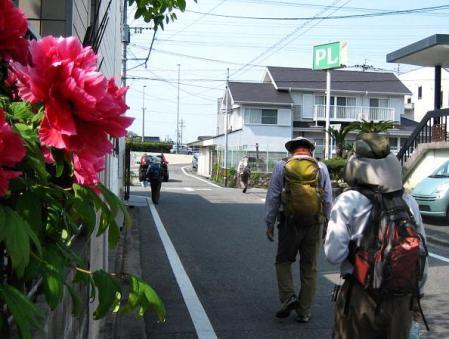 内野駅から小竹駅まで 250