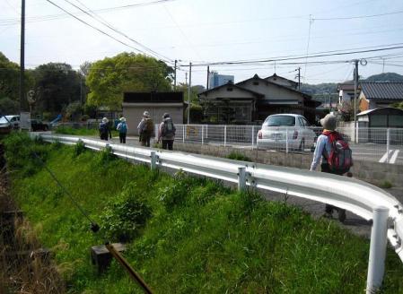 内野駅から小竹駅まで 255