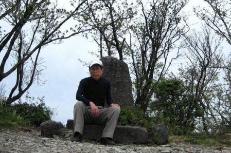 釈迦岳山開き 137