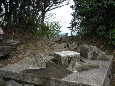 釈迦岳山開き 178