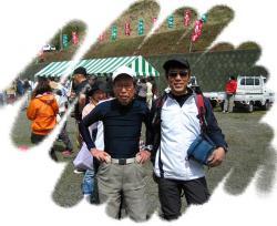 釈迦岳山開き 011