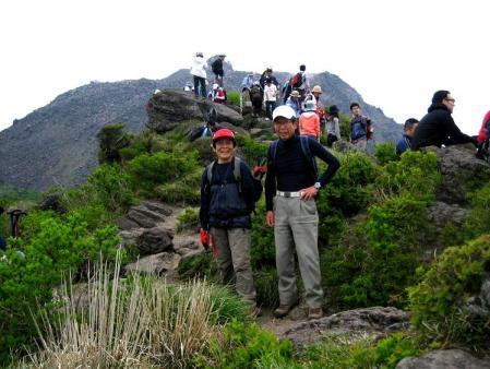 雲仙岳 205