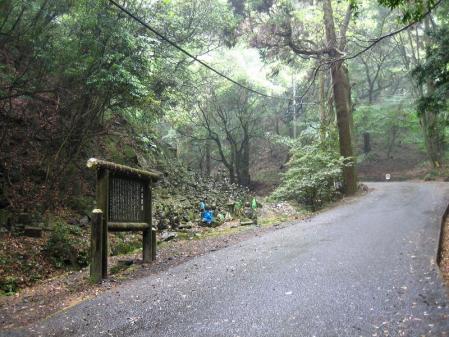 雨の清水山 002
