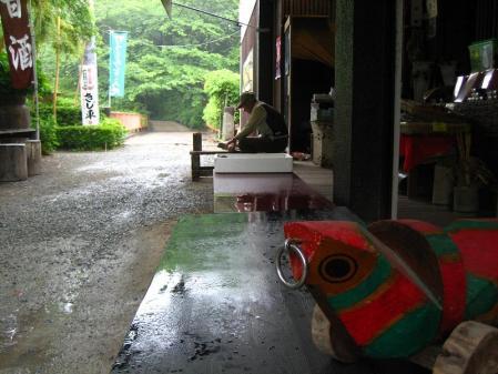 雨の清水山 029