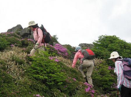 岩井ヶ岳 122