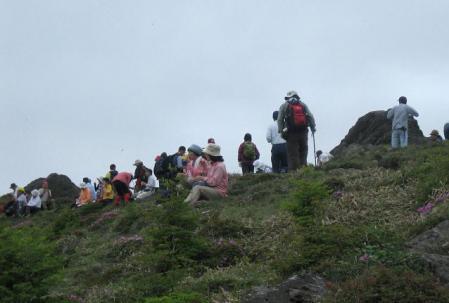 岩井ヶ岳 154