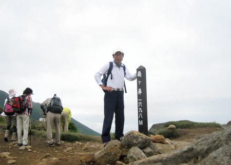 岩井ヶ岳 145