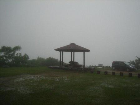 雨の清水と川下り 036