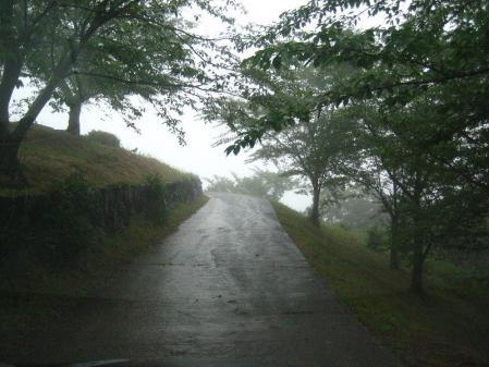 雨の清水と川下り 027