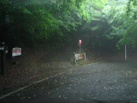 雨の清水と川下り 025