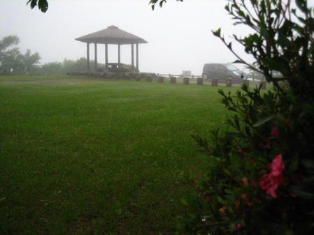 雨の清水と川下り 035