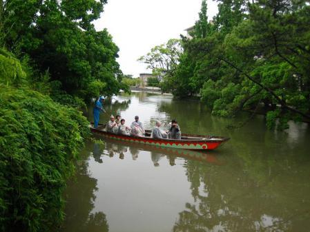 雨の清水と川下り 066
