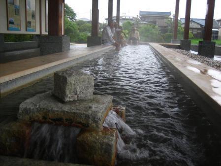 雨の清水と川下り 088