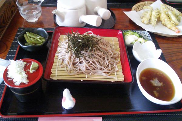 蕎麦CAFE福2