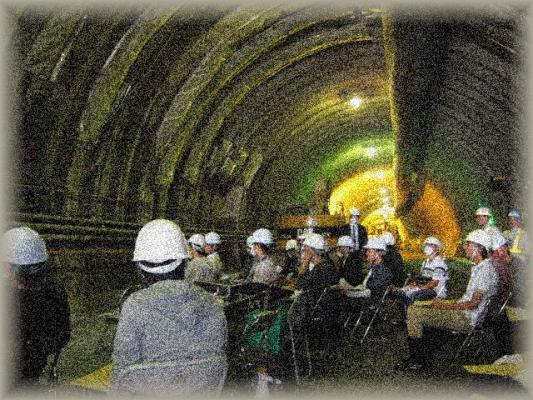 トンネル工事2