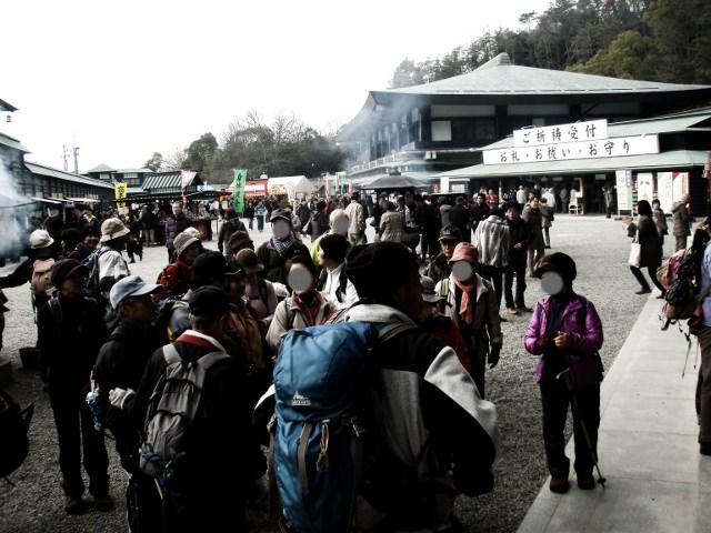 20130120最上稲荷奥の院龍王山3