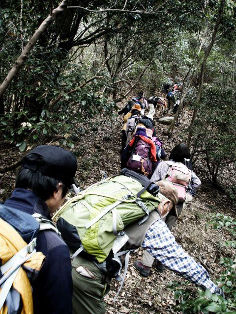 20130120最上稲荷奥の院龍王山5
