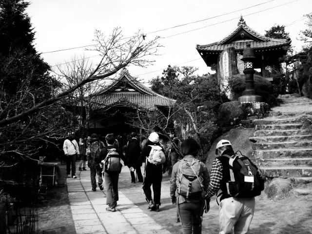 20130120最上稲荷奥の院龍王山7