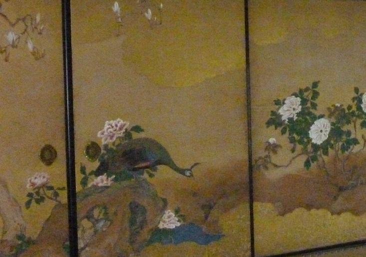 持明院襖絵(1)