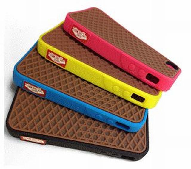 Vans Iphone case sole type